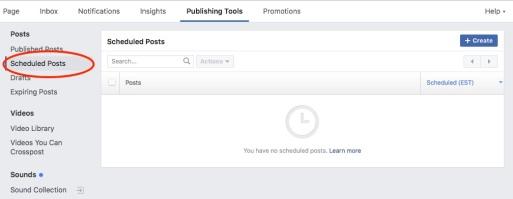 FB Screenshot pubishing tool